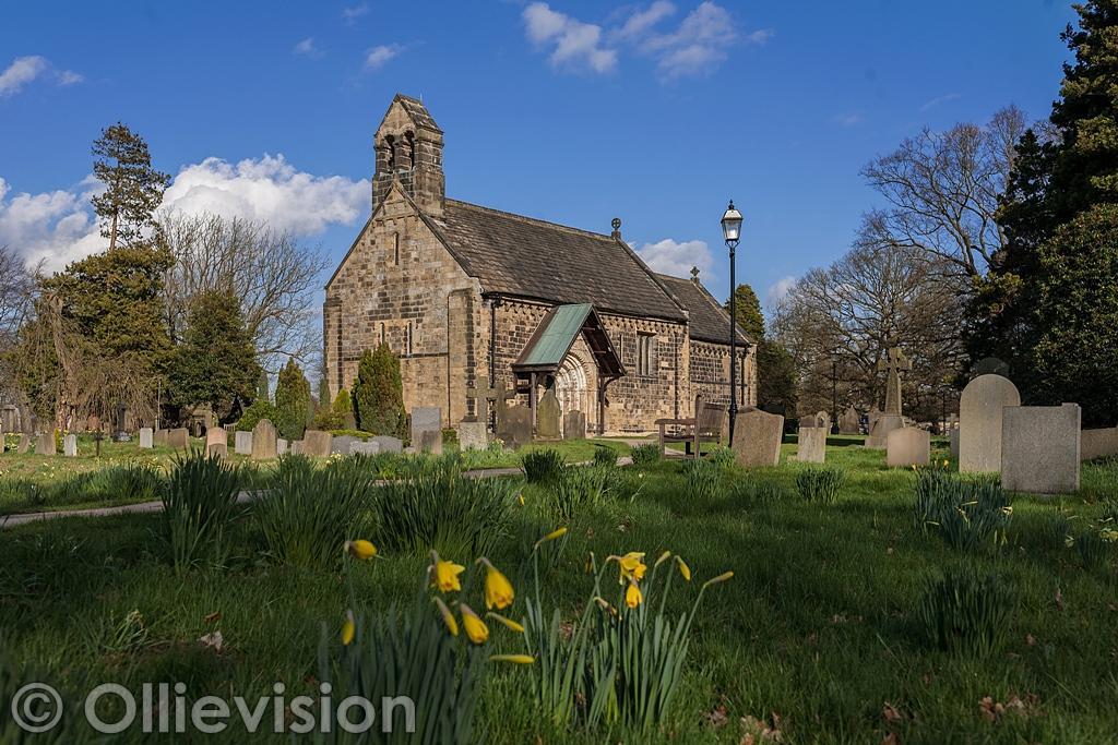 Adel Leeds, Parish Church Adel